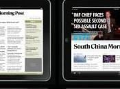 iPad Case Study: South China Morning Post Introduces Version