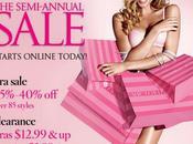 Victoria's Secret Semi-Annual SALE (Online)