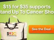 Stand Cancer Charity Merchandise Groupon