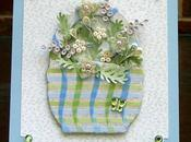 Quilled Spring Basket
