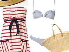 French Beach Chic