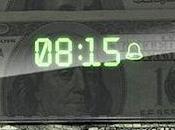 Money-Shredding Alarm Clock