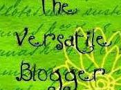 Versatile Blogger Award: Tattooed First Born Son!