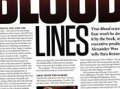 True Blood's Alex Interview Magazine
