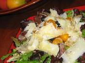 Andrea Beaman's Arugula Salad with Shaved Manchego Cheese