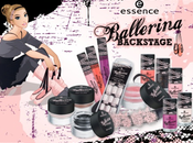 Upcoming Collections: Essence: Essence Ballerina Backstage Collection