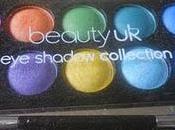 BeautyUK Soho Bright EyeShadow Collection