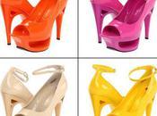 Shoe Promiscuous Franceli Peep-Toe Heels