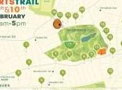George Arts Trail (9th 10th February) #Bristol