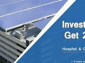 Solar Power Healthcare Industry
