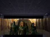 "Marvel Studios' ""Captain Marvel"" Released ScreenX"