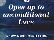 Full Supermoon Meditation February