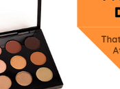 Warm Palette Dupes That Totally Affordable!
