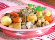 Slow Cooker Irish Stew with Guinness