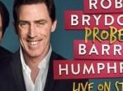 Book 'Rob Brydon Probes Barry Humphries Live Stage' 28th April #London #Theatre #LondonPalladium