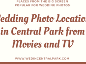 Wedding Photo Locations Central Park From Film