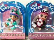 Teeny Tiny Toes Interactive Dolls Just Love Tickles!