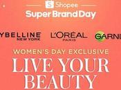 Celebrate International Women's with Shopee L'Oréal