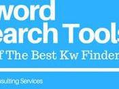 Keyword Research Tools: List (44) Best Finders