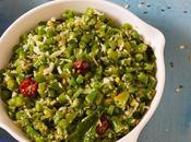 Beans Thoran Recipe Stir