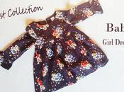 Latest Collection Baby Girl Dresses This Spring/Summer