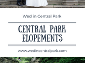Elopement Wedding Package from Central Park