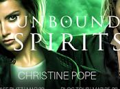 Unbound Spirits Christine Pope