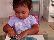 FRUGAL TIP: Mess-Free Finger Painting