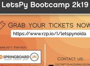 Need Know About LetsPy India Tour 2019 Python Programming BootCamp