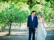 Beautiful Garden Wedding Athenian Riviera │Paige Alex