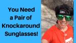 Need Pair Knockaround Sunglasses!