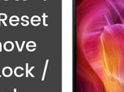 Redmi Note Factory Reset Remove Pattern Lock
