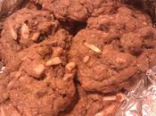Cherry, Almond, Chocolate Chip Oatmeal Cookies