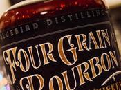 Whisky Review Bluebird Distilling Four Grain Bourbon