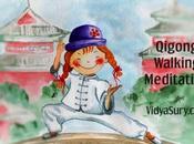 Qigong Walking Mediation Kids (and Grownups) #AtoZChallenge