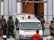 Explosions Kill Least Lanka; Police Suspects Custody