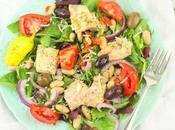 Tuscan Tuna White Bean Salad