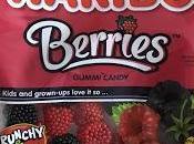 Haribo Gummi Berries Frogs Review