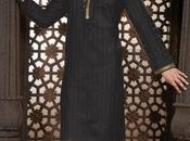 Embroidered Kurtas Latest Trend Men's Fashion