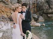 Mesmerizing Elopement Styled Shoot Aegean Colours