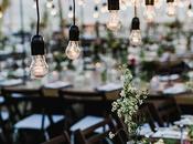 Unique Wedding Table Decoration with Cluster Centerpieces