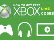 Free Xbox Live Codes 2019