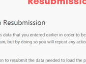 Confirm Form Resubmission Error Instantly: Ways