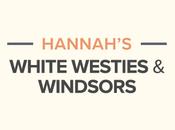 Hannah's White Westies Windsors