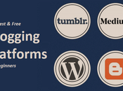 Start Publishing Your Blog Posts Today With These Free Services