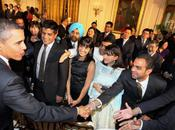 Percent Indian Americans Support Obama