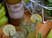 Panna Recipe, Make with Homemade Preserve Mango Juice