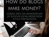 Blogs Make Money?