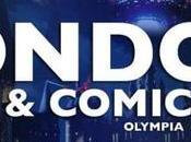 London Film Comic 2019 Guest Update