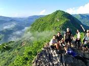 Reaching Summit Hapunang Banoi (Amazing Foggy Views)